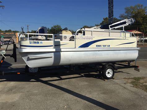Used Voyager Pontoon Boats For Sale pontoon voyager boats for sale boats