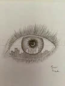 How to Draw Cool Eye Drawings