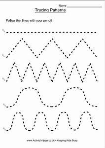 Preparing for School: Pre-Writing Printables – missmernagh.com  Tracing