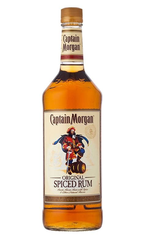 Captain Morgan Rum 1ltr  Buy Online At Best Price In Soys
