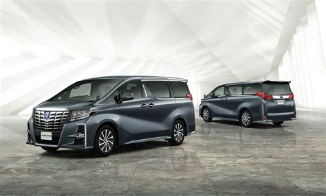 Toyota Alphard by Umw Toyota Motor Set To Debut New Toyota Alphard And