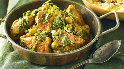 cuisine marocaine poulet aux olives recette de tajine de poulet aux olives l 39 express styles