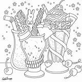 Colorir Visages Omeletozeu Milkshake Briefpapier Druckvorlagen sketch template