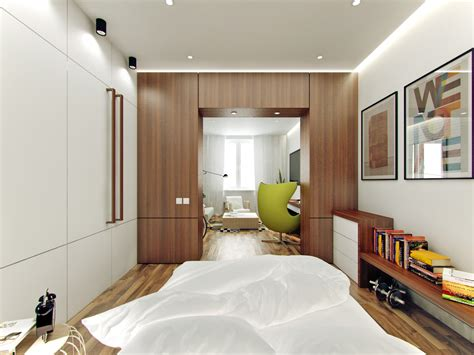 Beautiful Small Apartment Plans
