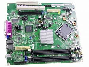 Dell Optiplex 745 Dt Motherboard Hp962  Sff