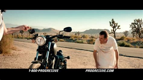 Progressive Motorcycle Insurance Tv Commercial