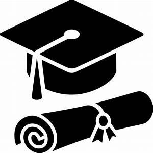 Graduation Cap Diploma Svg Png Icon Free Download (#554120 ...