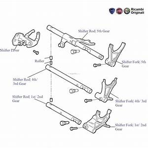 Fiat Punto 1 3 Mjd Diesel  Gears Rod  U0026 Forks