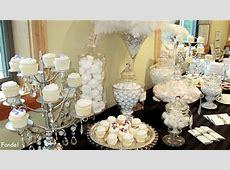DIY Wedding Candy Table Ideas YouTube