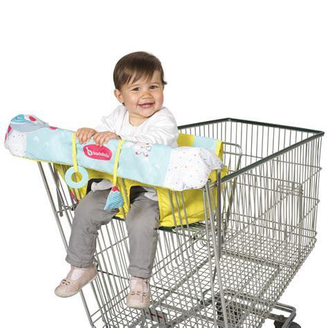 siège pour caddie bébé siège confort pour caddie montagne de badabulle chez
