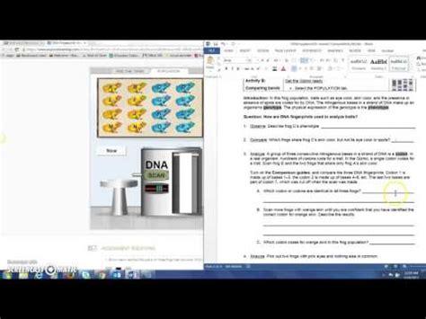 Ph analysis student exploration sheet answer key activity. Student exploration dna analysis answer key pdf, rumahhijabaqila.com