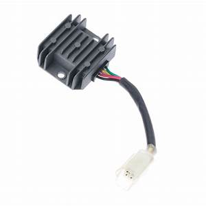 5 Pin 5 Wire Gy6 Chinese Scooter Voltage Regulator 150cc 250cc Jonway Tank Lance