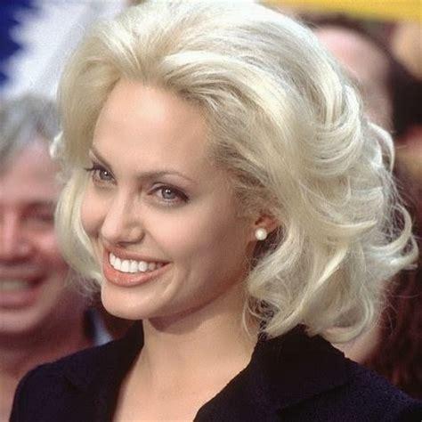 Angelina Jolie Hair Evoloution   Styleicons