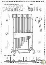Instrument sketch template
