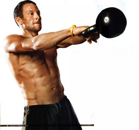 kettlebell fitness exercises kettlebells body training heart lance workouts power workout muscle armstrong fat send screaming minute strong monika exercise