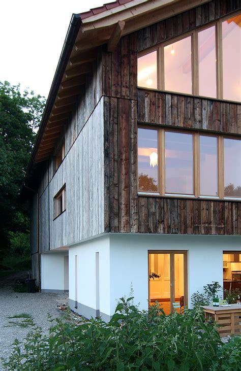 Wohnhaus Am See, Anbau An Bestehendes Bauernhaus