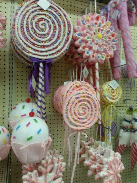 hobby lobby giant candy decor   baby