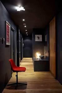 Quelle Couleur Avec Parquet Chene Clair : 12 id es d co pour styliser un couloir long troit ou sombre ~ Voncanada.com Idées de Décoration