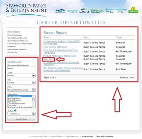 how to apply for busch gardens at careers - Busch Gardens Application