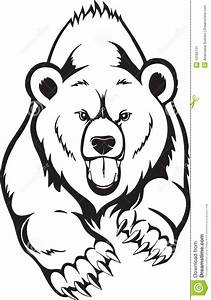 Animals For > Grizzly Bear Drawing | Burning Patterns ...