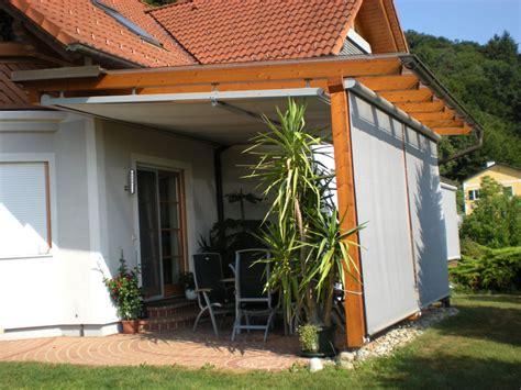 Wind Und Regenschutz Für Terrasse by Flexibler Regenschutz Auf Ihrer Terrasse Zum Werkspreis