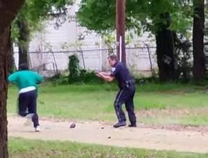 White police officer Michael Slager 'shot black man Walter ...