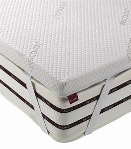 Visco Topper 90x200 : memory foam topper visco air by belnou topper for mattress ~ Buech-reservation.com Haus und Dekorationen