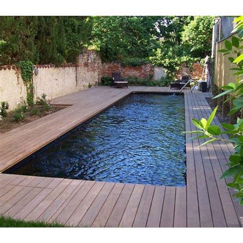 amenagement piscine hors sol bois 11 voir la galerie photo photos de couloirs et bassins de