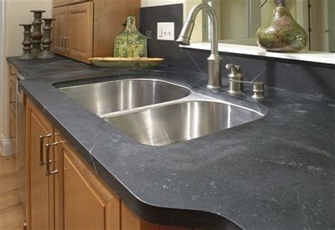 Soapstone Countertops For Kitchen Remodeling  Design