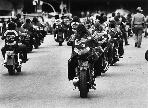 Hell's Angels And The Beat Counterculture
