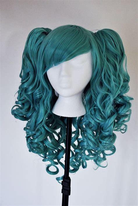 anime hair styles best 25 high pigtails ideas on 7191