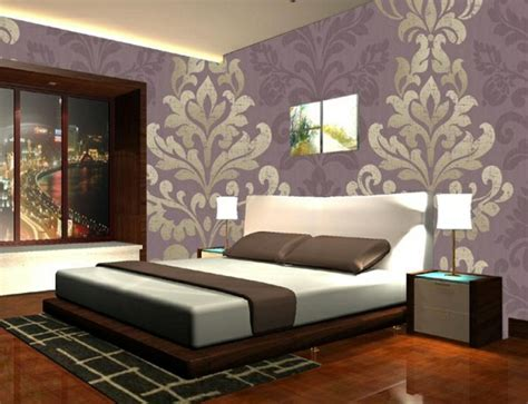 Schöne Schlafzimmer Tapeten 14