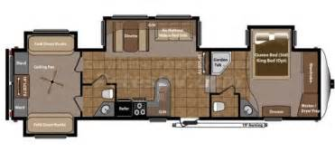 fifth wheel 2 bedroom cers roughin it pinterest