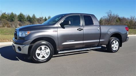 sold  toyota tundra double cab sr  magnetic