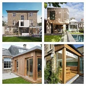 Agrandir Une Maison : extension maison bois moderne et fonctionnelle ~ Melissatoandfro.com Idées de Décoration