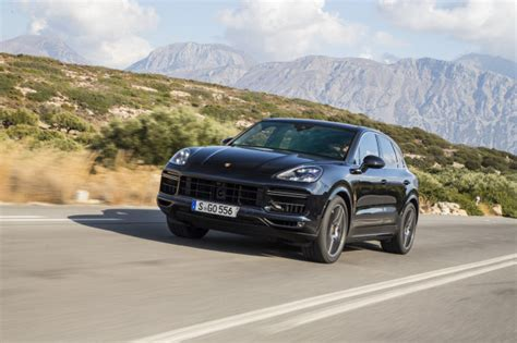 2019 Porsche Cayenne First Drive Review An Epochending Suv