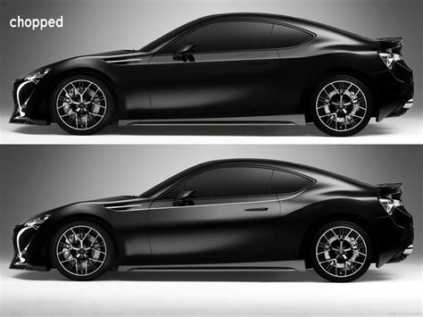 Toyota/subaru/scion Lightweight Sports Car