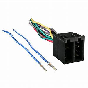 Metra 70-1783 Radio Wiring Harness For Smart Car