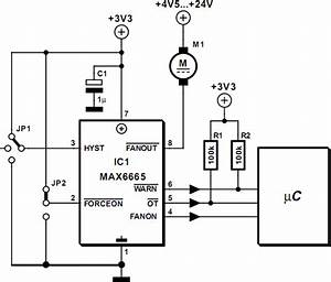 Fan Controller With Just Two Components Circuit And