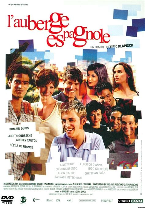 Film Friday The Spanish Apartment And The Paradise