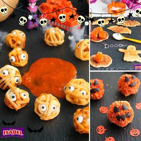 3 Recetas De Halloween Para Una Cena De Miedo Pequerecetas
