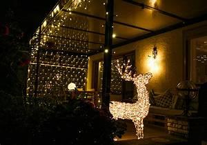 Weihnachtsbeleuchtung Für Draußen : stimmungsvoll und unkompliziert lichterzauber zur weihnachtszeit ~ Frokenaadalensverden.com Haus und Dekorationen