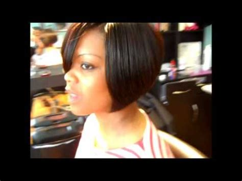 Short Quick Weaves Hairstyles