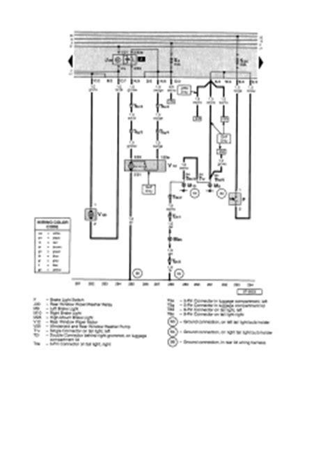 99 Jettum Headlight Wiring Diagram by Repair Guides 2 0l Gas Engine Obd Ii Engine Code