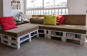 Couch Aus Europaletten : sofa aus paletten 42 wundersch ne bilder ~ Sanjose-hotels-ca.com Haus und Dekorationen