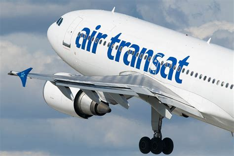air transat review travel agency reviews