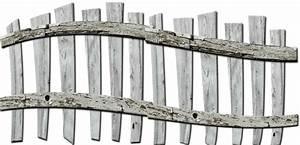 Barrière Bois Castorama : cloture en bois barri re en bois element de jardin ~ Premium-room.com Idées de Décoration