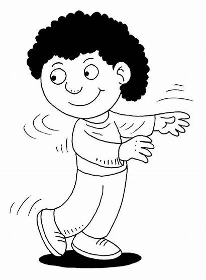 Clipart Twist Twisting Boy Cliparts Tooth Clipground