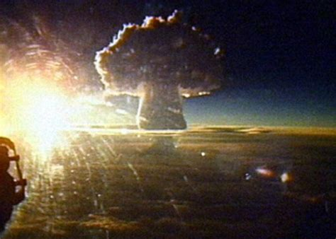 tsar bomba the most powerful nuclear weapon