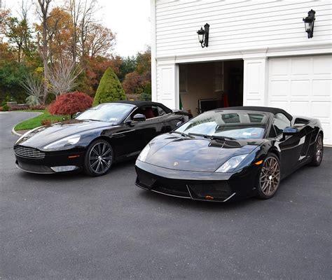 Car, Aston Martin Db9 Volante, Lamborghini Gallardo Lp560